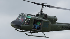 Bell UH-1 Iroquois (Huey) (txstubby) Tags: huey b17 witchcraft b24 p51 collingsfoundation bettyjane nineonine