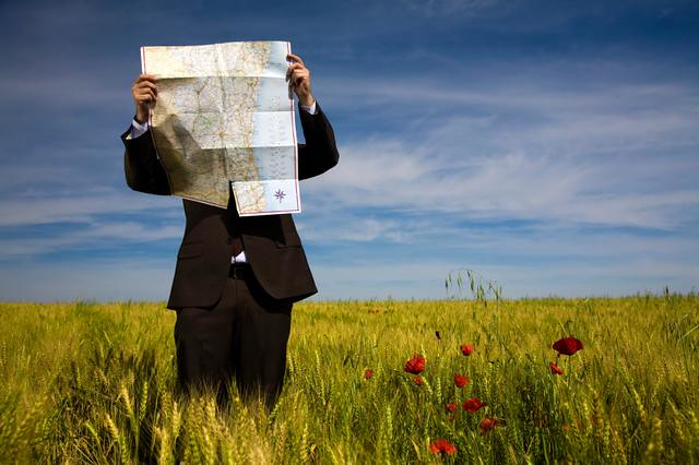 Bản đồ là người bạn đắc lực không thể thiếu trong các chuyến đi xa