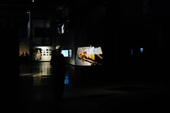Zoe Duchesne - Poupe - Arsenal Art Gallery  Montreal Qubec Canada (davidcwong888) Tags: canada art fashion artist gallery expo artgallery quebec montreal contemporaryart exhibition exposition performanceart artcontemporain visualart liveart artexhibit poupee poupe zoeduchesne arsenalmontreal