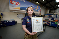 Women of our Armed Forces (Si Longworth (Army Photographer)) Tags: bristol unitedkingdom engineering bloodhound ssc reme cplsilongworthrlc