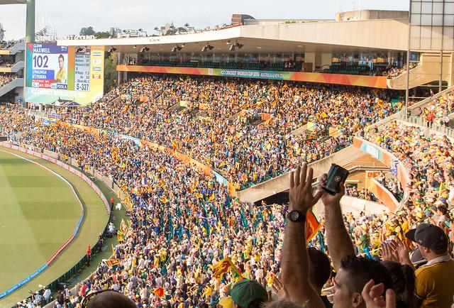 Maxwell 102, Australia v Sri Lanka,