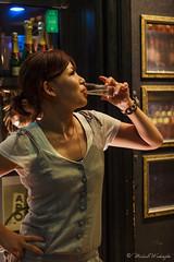 Ginger-ale Before Dawn (Sound Quality) Tags: portrait woman japan bar tokyo asia drink streetphotography roppongi nightlife spunky akasaka gingerale 六本木 chuhi tokyomidtown spirit7628yahoocom httpwwwtumblrcomblogsoundquality httpwwwflickrcomphotosmichaelwashingtonphotography spunkygold