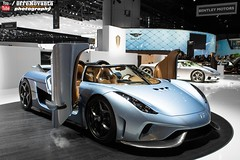 Koenigsegg Regera (effeNovanta - YOUTUBE) Tags: cars car video supercar koenigsegg supercars youtube gims hypercar hypercars gims2015 geneva2015 koenigseggregera