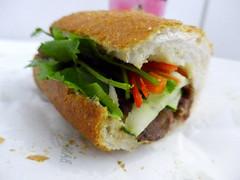 Pork roll (Roving I) Tags: thailand bangkok pork banhmi breadrolls vietnamesecuisine