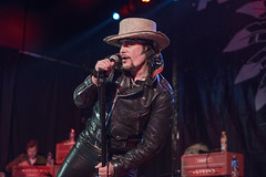 Adam Ant    Manchester Academy 2    17.04.2015 (Stagedivephotography.com) Tags: 2 adam manchester punk ant icon 80s academy