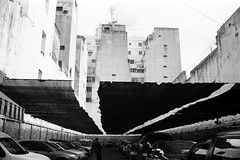 Buenos Aires (Faulkner Short) Tags: street white black argentina konica hexar a