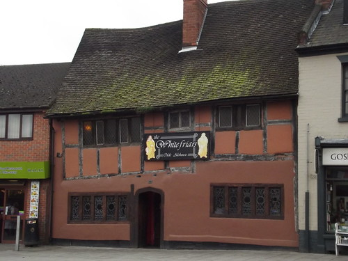 The Whitefriars Olde Alehouse - Gosford Street, Coventry