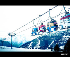 Project 365 - Day 72 (LnaZee) Tags: mountain alps montagne alpes lift gondola fujifilm alpedhuez project365 x100t