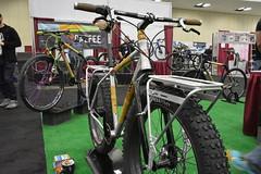 NAHBS2015_0117 Alu Boo (kurtsj00) Tags: show bicycle ky bikes bamboo boo frame louisville custom 2015 nahbs aluboo