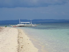Notre plage Pamilacan Island