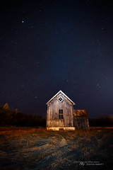Queen of the Night (Thousand Word Images by Dustin Abbott) Tags: longexposure ontario canada lightpainting beautiful lens stars pembroke spring nightscape review wideangle fullframe comparison petawawa wideopen 2015 manfrotto190xbtripod canoneos6d thousandwordimages dustinabbott dustinabbottnet adobelightroom5 adobephotoshopcc alienskinexposure7 tamronsp1530mmf28divcusd wideangleshootout