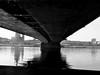 Donau - Under the Bridge (Tu prova ad avere un mondo nel cuore...) Tags: vienna wien life city travel bridge blackandwhite bw white black reflection blanco monochrome architecture backlight contraluz puente austria blackwhite europa europe noir arch erasmus negro citylife ponte most experience stadt reflejo pont viena brücke weiss blanc arco exchange viaggio architettura schwarz híd vienne contrejour biancoenero controluce 반사 wenen beha riflesso yansıma bècs 2015 reflexão wieden انعکاس esperienza השתקפות 反射 éclat bécs studyingabroad livingabroad انعكاس vieden תאורה contrelumière אחורית подсветка hintergrundbeleuchtung الخلفية αντανάκλαση φωτισμόσ erasmus2015 meinlebeninwien