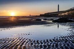 Seaburn sunrise, Sunderland (DM Allan) Tags: winter sunrise dawn solstice sunderland roker seaburn wearside