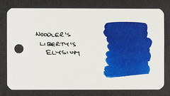 Noodler's Liberty's Elysium - Word Card