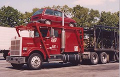Paul Boling Marmon (PAcarhauler) Tags: tractor truck semi trailer carcarrier marmon