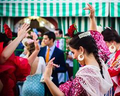 Feria de Sevilla (Jantbrown) Tags: espaa de sevilla andaluca fiesta arte abril feria traje baile vestido arsa flamenca tradicin