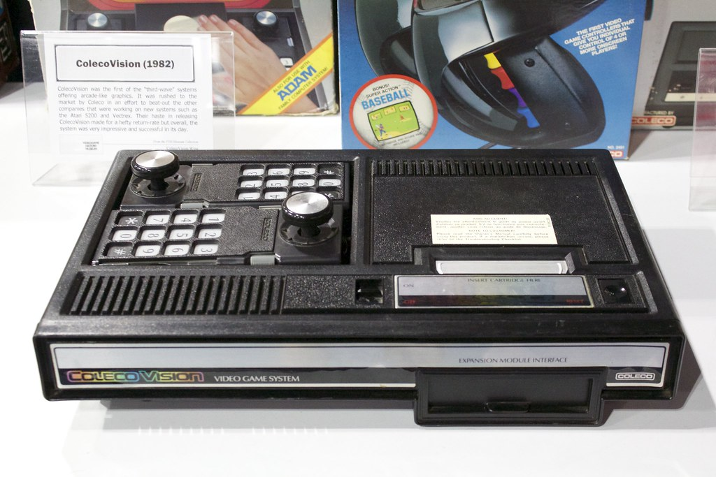 The World's newest photos of coleco and colecovision