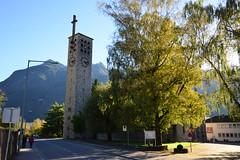Kirche Heilig Kreuz in Bludenz (Katholische Kirche Vorarlberg) Tags: kirche bludenz heiligkreuz