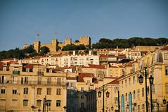 Castelo de So Jorge (St. George Castle) - Lisbon, Portugal (Gail at Large + Image Legacy) Tags: portugal lisbon castelodesojorge 2011