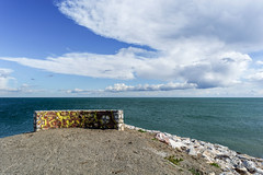 Mirador de nubes (svg74) Tags: sea sky espaa cloud naturaleza seascape beach nature landscape andaluca spain playa paisaje cielo nubes costadelsol andalusia mirador mediterrneo mediterraneansea mlaga