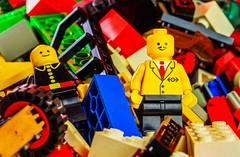 I played with Lego nearly every day. (Juergen Huettel Photography) Tags: macro toy lego makro spielzeug macromondays