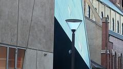 A12762 / 3 structures and a light post (janeland) Tags: sanfrancisco california november architecture streetlight teal 94103 fourseasonshotel stpatrickschurch 2015 cjm yerbabuenalane pe0