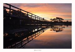 Urunga nsw 2455 (marcel.rodrigue) Tags: sunset nature landscape photography australia nsw newsouthwales boardwalk urunga midnorthcoast bellingenshire jkamidnorthcoast marcelrodrigue