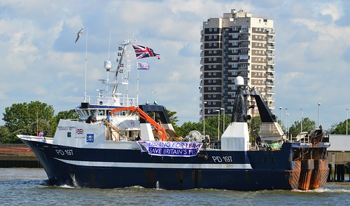 Atlantic Challenge PD197 (8) @ Woolwich Reach 15-06-16