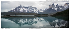 Da 12. Lago Peho (GonzaloMMD) Tags: chile patagonia torresdelpaine lagopeho