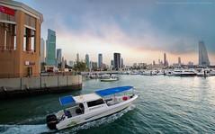 Kuwait City (khalid almasoud) Tags: city sky weather clouds pentax kuwait photographyrocks k01