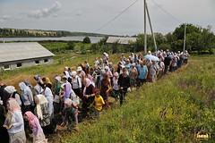A cross procession from the village of Nikolskoe to the village of Adamovka / Крестный ход из Никольского в Адамовку (22)
