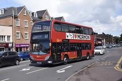 Go-Ahead London subsidiary London General Alexander Dennis Enviro400 (E101 - LX09 EZV) 57 (London Bus Breh) Tags: goahead goaheadgroup goaheadlondon londongeneral alexander dennis alexanderdennis alexanderdennislimited adl alexanderdennisenviro400 enviro400 e400 e e101 lx09ezv 09reg london buses londonbuses bus londonbusesroute57 route57 kingston fairfieldbusstation fairfieldnorth tfl transportforlondon