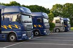Busted 'Pigs Can Fly' Tour 2016 Tour Trucks (5asideHero) Tags: fly tour space cab super can pigs trucks 105 busted j2 sta n4 daf sts n7 xf 2016 r60 stardes