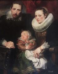 "Anthony van Dyck ""Family Portrait"" 1621 (Tatiana Koh) Tags: art museum painting saintpetersburg hermitage vandyck"