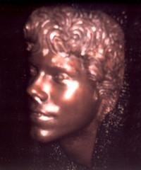 Ian Ayres (Bronze Casting) by Hendrik (LoveMattersMost) Tags: ayres ian casting bronze hendrik