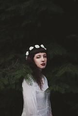 Tree Branches (Alice Consonni) Tags: wood portrait italy art nature girl beautiful beauty photography photo model nikon sara photoshoot outdoor alice fine young posing portraiture bergamo d80 consonni