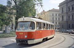 1998-06-03 Brno Tramway Nr.1029 (beranekp) Tags: czech tram brno tramway strassenbahn tatra tramvaj tranvia 1029 brünn električka elektrika šalina