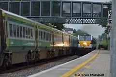 231 approaches Portlaoise, 25/6/16 (hurricanemk1c) Tags: irish train gm rail railway trains raccoon enterprise racoon railways irishrail 201 generalmotors 231 portlaoise 2016 emd iarnrd ireann iarnrdireann 1705heustoncharleville enterprisespare