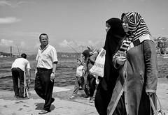 Istanbul #3 (enzo marcantonio) Tags: streetphotography blackandwhite bw marcantonio city istanbul travel turkey