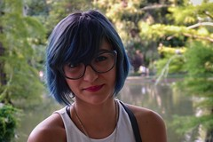 image (Luis Iturmendi) Tags: madrid portrait people color retrato airelibre