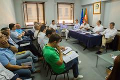 Reunião Comissão Coordenadora Autárquica Nacional com CPD Braga