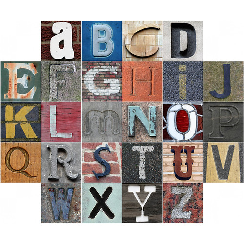 Alphabet 69