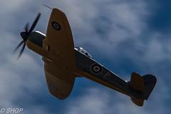 Hawker Fury Mk2 (Sea Fury Prototype Markings) Duxford (harrison-green) Tags: world show sea 2 two history museum plane canon eos flying war fighter aircraft air sigma korea airshow ii legends duxford fury mk hawker iwm 2016 imperail 18250mm 700d 150500mm