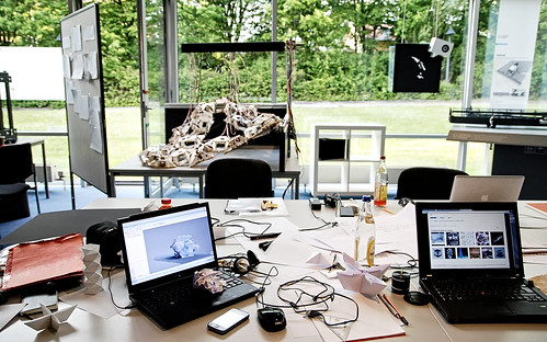 Summer School 2014 by slubdresden, on Flickr