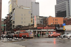 Katz's Deli, East Village, New York