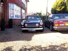 1969 Bristol 5.2Litre & 1994 Bentley 6.75Litre (mangopulp2008) Tags: 1969 bristol 1994 bentley 52litre 675litre