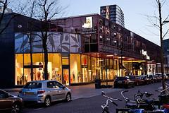 2013.04.18.014  ROTTERDAM - Kruiskade _modifi-1 (alainmichot93) Tags: architecture rotterdam netherland paysbas 2013 hollandeseptentrionale