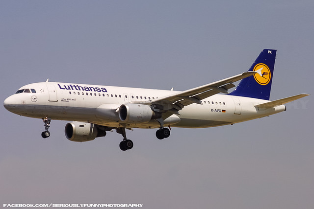 Germanwings / Lufthansa crash D-AIPX