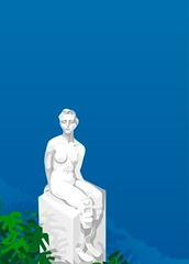 Venus 3000 (Monich Alexander) Tags: blue gay boy sky sculpture woman hot rome sexy green art girl statue sex modern illustration digital standing vintage naked nude de island greek ancient venus arms graphic legs sweet antique contemporary milo femme leg tags palm greece alexandros similar hero bible marble aphrodite draw gypsum 3000 swag mythology antioch vector renaissance biblical controversy generated prosthesis myths milos graphical amputee corel coreldraw feminin prothesis artificiallimb renascence monich uncommercial nudety prostheticappliance