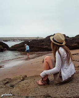 Actitudes frente al mar.